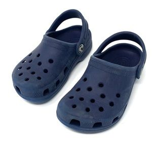 Croc Toddler blue Rubber casual water shoe Size 10